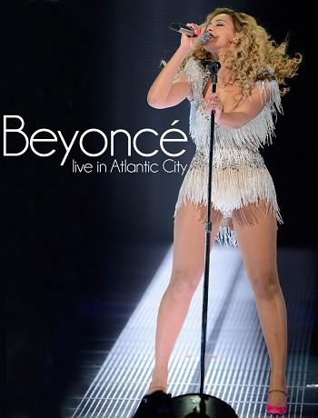 Beyonce - Live In Atlantic City (2013) BDRip 720p