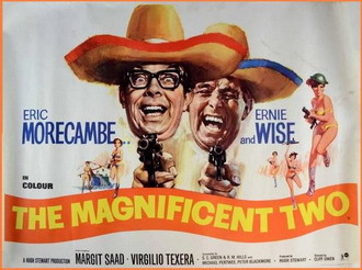 Великолепная пара / The Magnificent Two (1967) DVDRip - от NovaLan