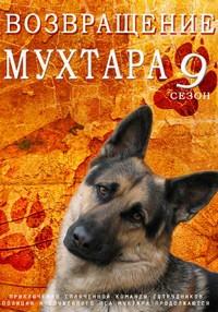 Возвращение Мухтара-2 (9 сезон: 1-54 серии из 96) (2013-2014) SATRip