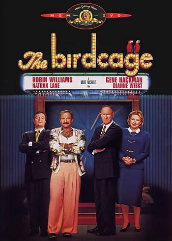 Клетка для пташек / Птичья клетка / The Birdcage (1996) BDRemux 1080p от MediaClub скачать через торрент бесплатно