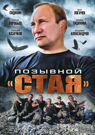 Позывной Стая [01-08 из 8] (2013) DVDRip