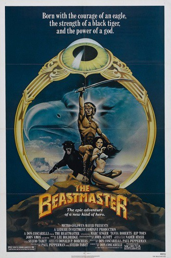 ���������� ������ / The Beastmaster (1982) BDRemux 1080p